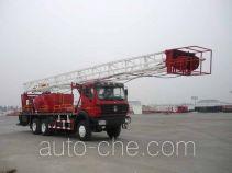 Jinshi DFX5252TXJ well-workover rig truck