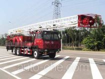 Jinshi DFX5253TXJ well-workover rig truck