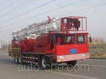 Jinshi DFX5310TXJ well-workover rig truck