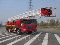 Jinshi DFX5320TXJ well-workover rig truck