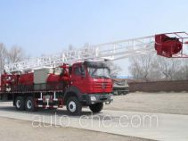 Jinshi DFX5321TXJ well-workover rig truck