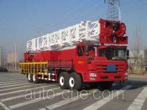 Jinshi DFX5360TXJ well-workover rig truck