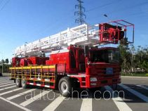 Jinshi DFX5361TXJ well-workover rig truck