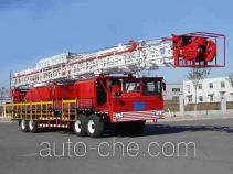 Jinshi DFX5460TXJ well-workover rig truck