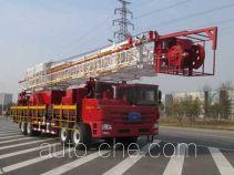 Jinshi DFX5461TXJ well-workover rig truck