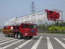 Jinshi DFX5462TXJ well-workover rig truck