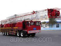 Jinshi DFX5510TXJ well-workover rig truck