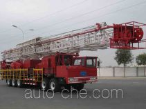 Jinshi DFX5522TXJ550 well-workover rig truck