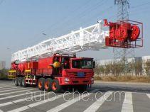 Jinshi DFX5553TXJ well-workover rig truck