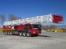 Jinshi DFX5554TXJ well-workover rig truck