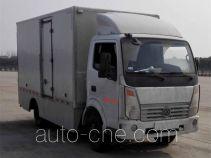 东风牌DFZ5040XXYSZEV型纯电动厢式运输车