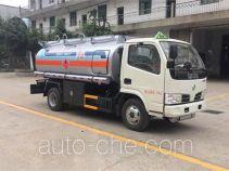 东风牌DFZ5070GJY35D6S型加油车