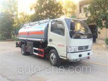 东风牌DFZ5070GJY3BDFWXP型加油车