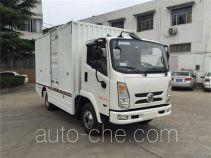 东风牌DFZ5070XXYSZEV型纯电动厢式运输车