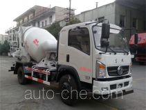 东风牌DFZ5110GJBSZ4D1型混凝土搅拌运输车