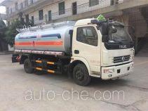东风牌DFZ5110GJY11D3型加油车