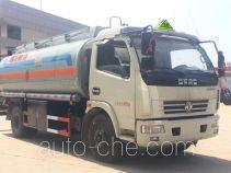 Dongfeng DFZ5110GJY8BDCWXPS fuel tank truck
