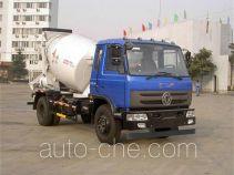 东风牌DFZ5120GJBGSZ4D型混凝土搅拌运输车