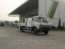 Dongfeng DFZ5126THB truck mounted concrete pump