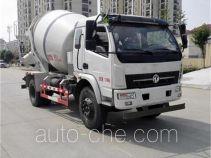 东风牌DFZ5140GJBGSZ5D型混凝土搅拌运输车