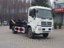 东风牌DFZ5140ZBGB型背罐车