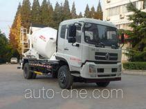 东风牌DFZ5160GJBBX4型混凝土搅拌运输车