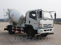 东风牌DFZ5160GJBSZ4D3型混凝土搅拌运输车