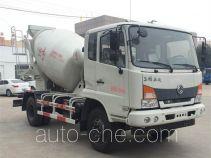 东风牌DFZ5160GJBSZ5D1型混凝土搅拌运输车