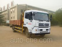 Dongfeng DFZ5160JSQBX5 truck mounted loader crane