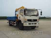 Dongfeng DFZ5160JSQSZ4D3 truck mounted loader crane
