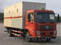 东风牌DFZ5160XRQBX2V型易燃气体厢式运输车