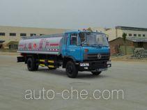 Dongfeng DFZ5168GHYK chemical liquid tank truck