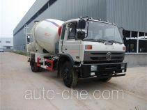 东风牌DFZ5168GJBSZ4D型混凝土搅拌运输车