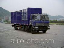 东风牌DFZ5250CCQGSZ3GA型仓栅式运输车