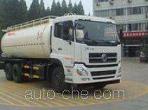 Dongfeng DFZ5250GFLA12 low-density bulk powder transport tank truck