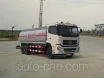 Dongfeng DFZ5250GHYA8S chemical liquid tank truck