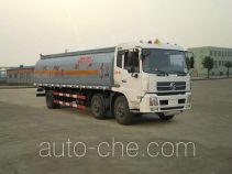 Dongfeng DFZ5250GHYBXA chemical liquid tank truck