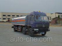 Dongfeng DFZ5250GHYGSZ3G chemical liquid tank truck