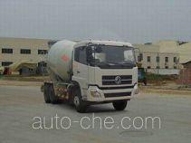 东风牌DFZ5250GJBA4S型混凝土搅拌运输车