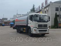 Dongfeng flammable liquid tank truck