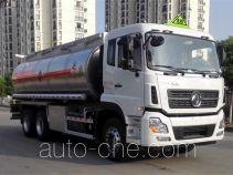 Dongfeng DFZ5250GYYAL aluminium oil tank truck