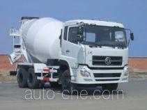 东风牌DFZ5251GJBA型混凝土搅拌运输车