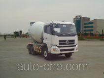 东风牌DFZ5251GJBA3型混凝土搅拌运输车