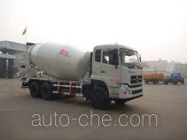 东风牌DFZ5251GJBA4S型混凝土搅拌运输车