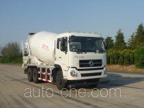 东风牌DFZ5251GJBA4S1型混凝土搅拌运输车