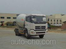 东风牌DFZ5251GJBA8型混凝土搅拌运输车