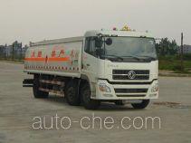 Dongfeng DFZ5253GHYA chemical liquid tank truck