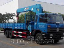 Dongfeng DFZ5258JSQSZ5D truck mounted loader crane