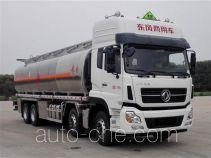 Dongfeng DFZ5310GYYA2L aluminium oil tank truck