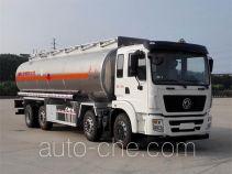 Dongfeng aluminium oil tank truck